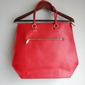 J. Crew Tall Crosley Tote NEW